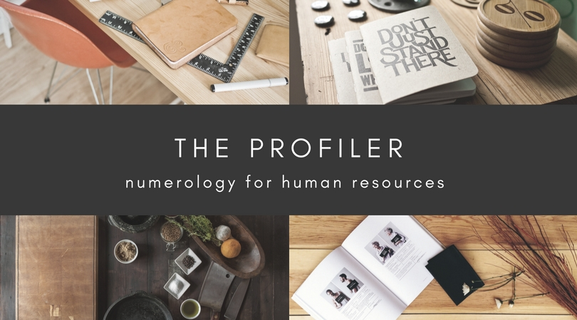 Numerology for Human Resources